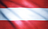 Flag of the Austrian