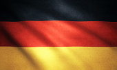 Flag of the Germany