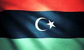 Flag of the Libya