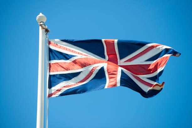 Flagge des Vereinigten Königreichs – Foto