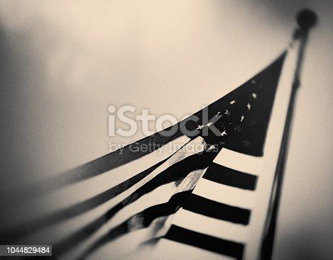 American Flag, Flag, Textile, Star Shape, National Flag