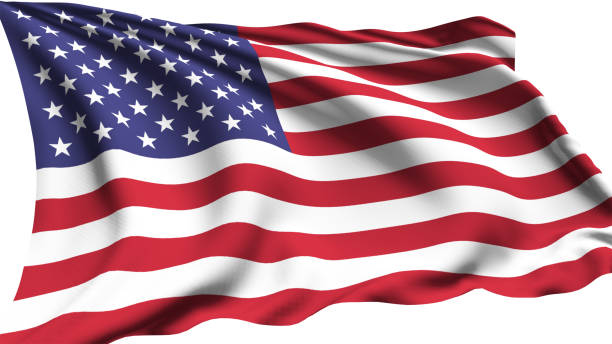 flag of the usa - american flag stock pictures, royalty-free photos & images