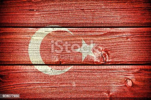 istock Flag of Turkey 928077930