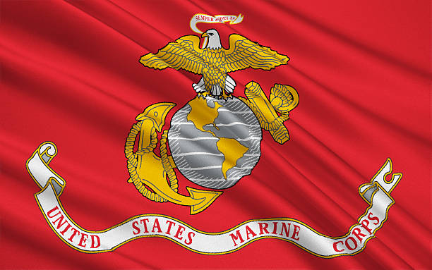 flag of united states armed forces - insignia stock photos and pictures