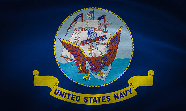 Royalty Free Silhouette Of A Navy Emblem Pictures Images And Stock