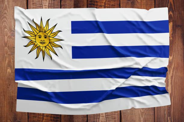 Bandera De Uruguay Banco De Fotos E Imágenes De Stock Istock