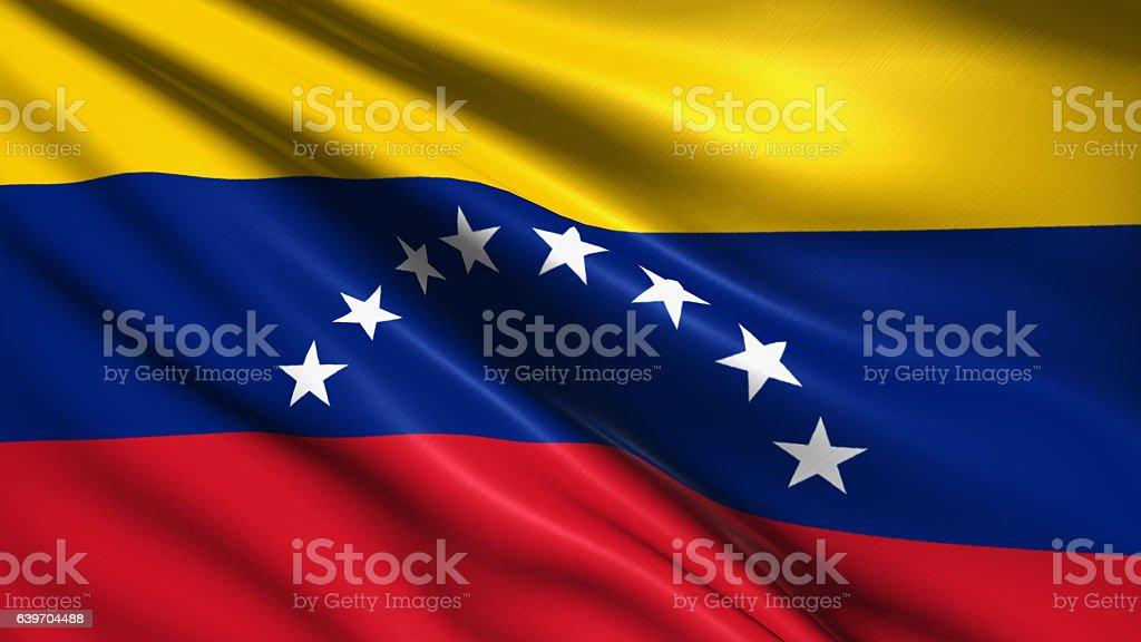 Flaga Wenezueli – zdjęcie
