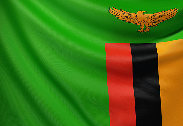 Best Zambia Flag Stock Photos, Pictures & Royalty-Free