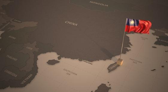 ✓ Imagen de Bandera en el mapa de Canadá. Mapa Vintage y Bandera de América  del Sur, Asia Serie de Países Latinoamericanos 3D Renderización Fotografía  de Stock