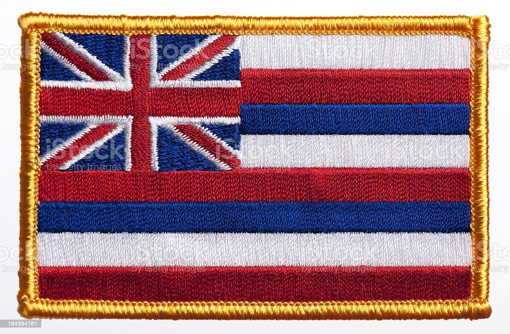 Bandeira Patch. - foto de acervo
