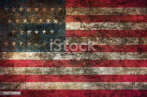 istock USA flag 1002705688