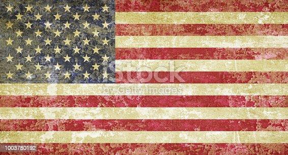 istock USA flag 1003780192