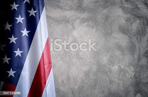 istock USA flag 1041143268