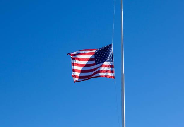 US Flag - foto stock