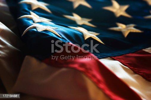 istock US Flag 172194681