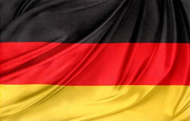 drapeau - drapeau allemand photos et images de collection