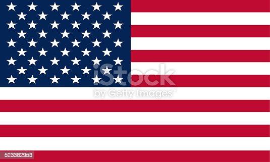istock USA Flag 523382953