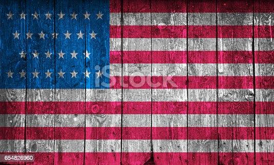 istock USA flag 654826960