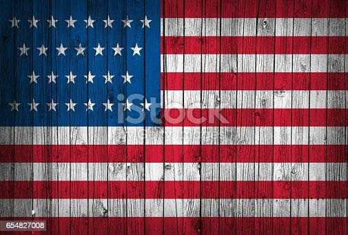 istock USA flag 654827008