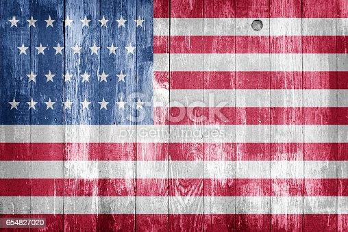 istock USA flag 654827020