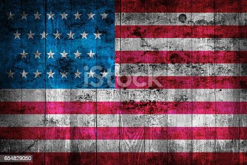 istock USA flag 654829050