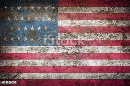 istock USA flag 654829056