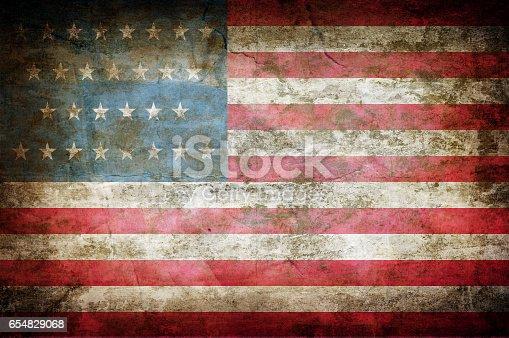 istock USA flag 654829068