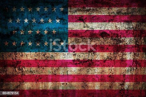 istock USA flag 654829154