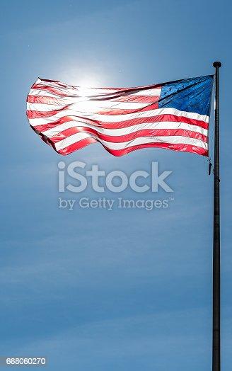istock USA flag 668060270