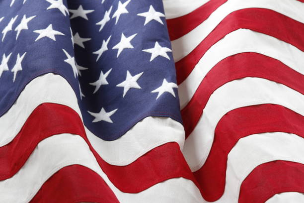 usa flag - american flag stock pictures, royalty-free photos & images
