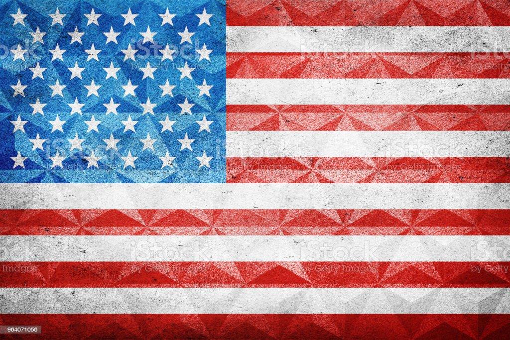 旗 - アメリカ国旗のロイヤリティフリーストックフォト