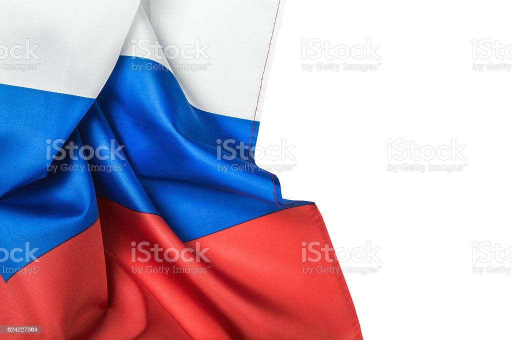 flag Russia isolated - foto de acervo