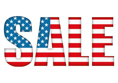 USA flag sale