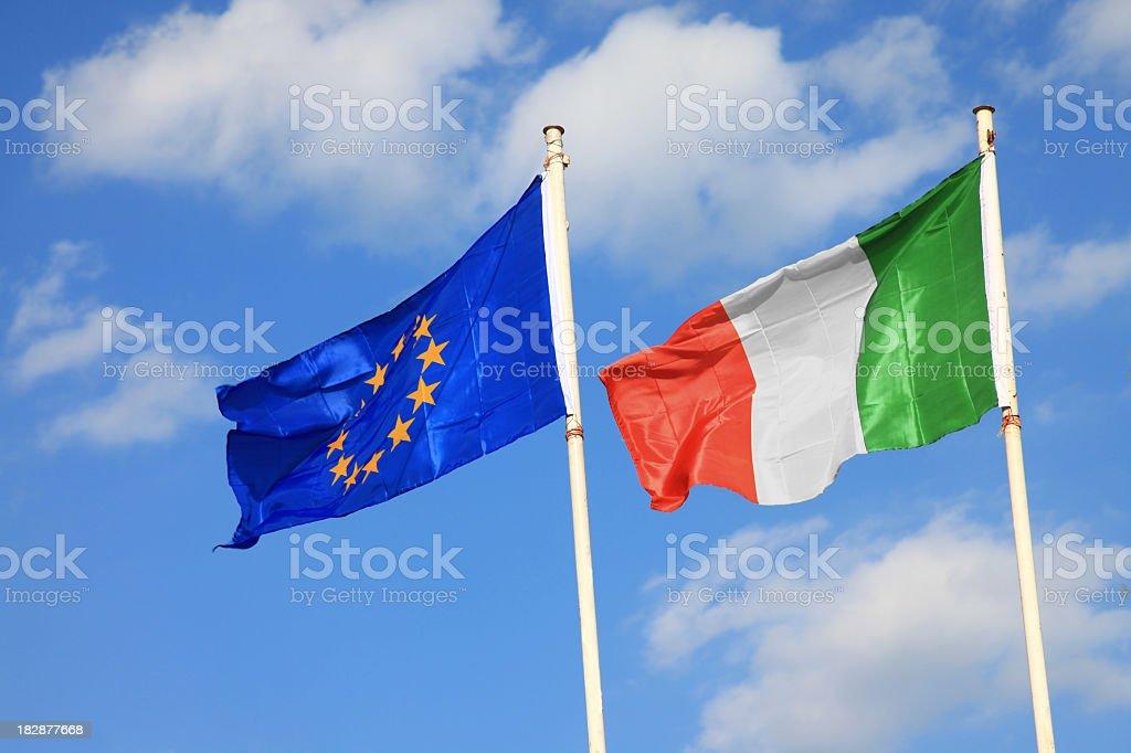 Bandera serie XXL - foto de stock