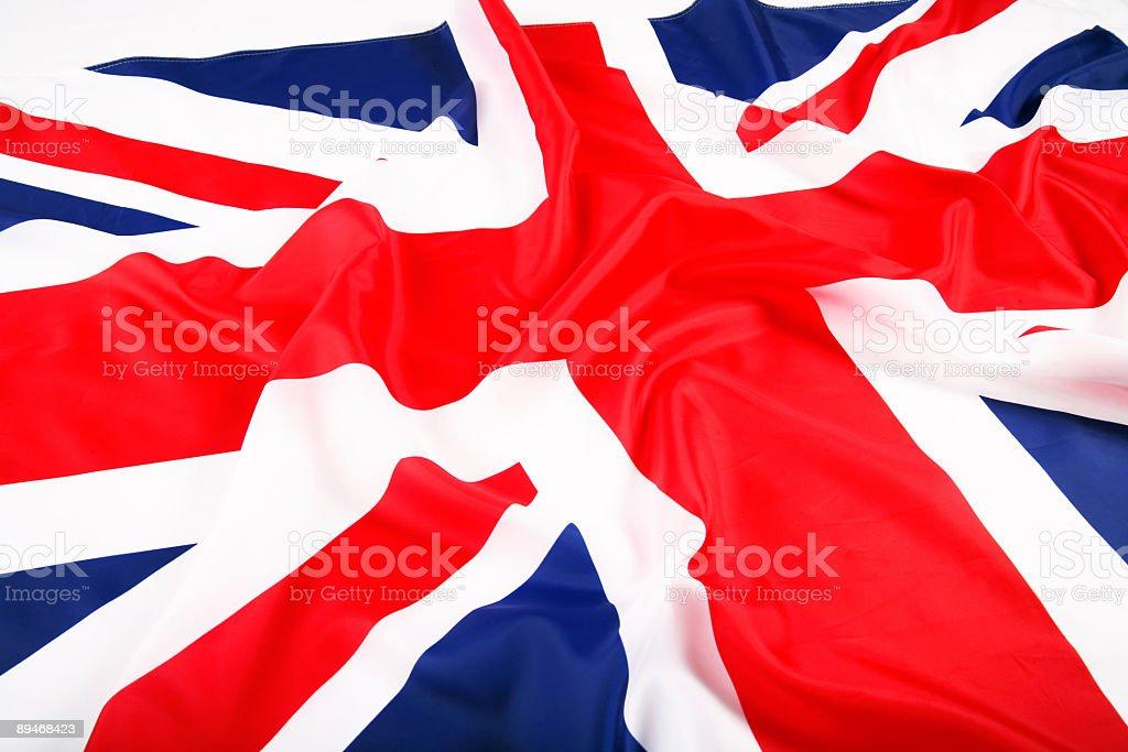 flag UK royalty-free stock photo