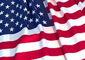flag, US, American, United States