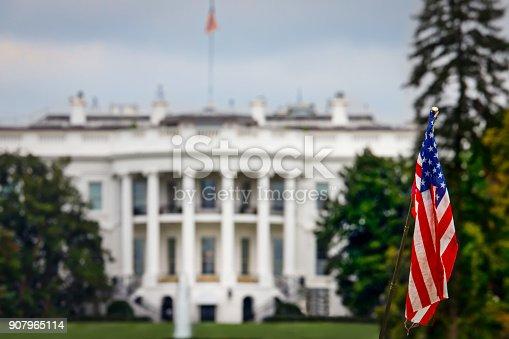 istock Flag Waving 907965114