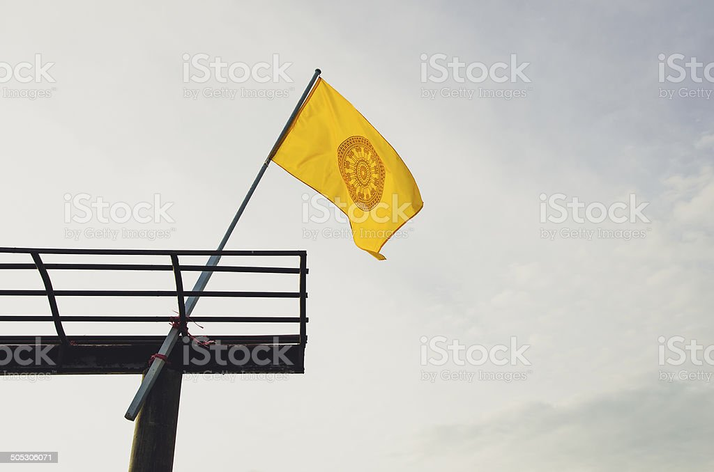 flage of buddhism symbol stock photo more pictures of arts culture