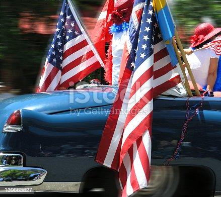 4 th july parade