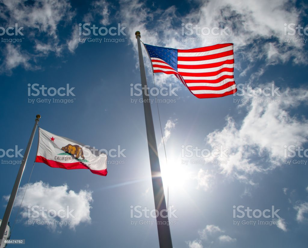 Flags - foto de stock
