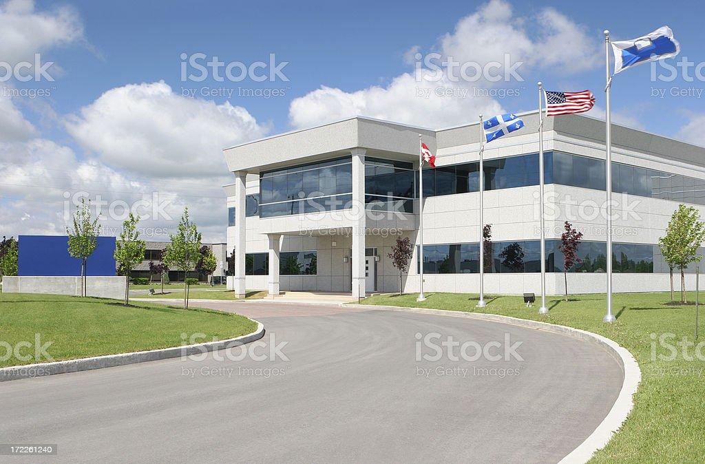 Flagship Entreprise royalty-free stock photo
