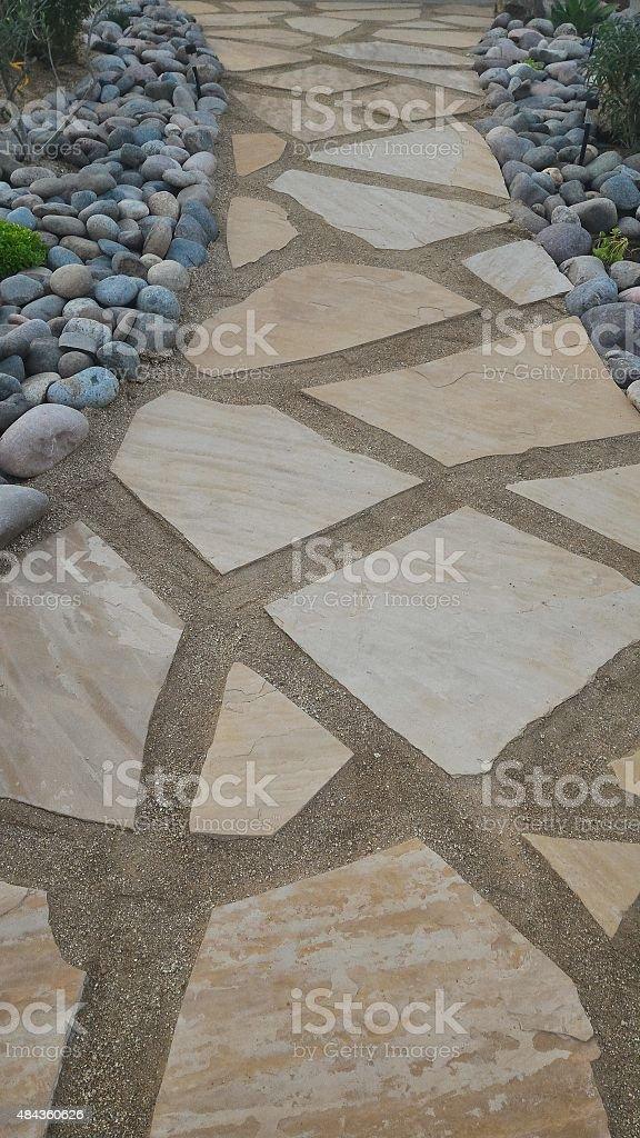 Flagstone Path Stock Photo Download Image Now Istock