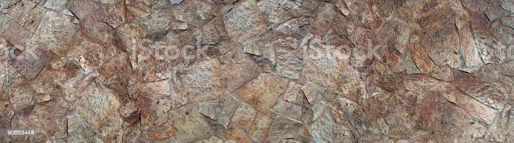 Flagstone royalty-free stock photo