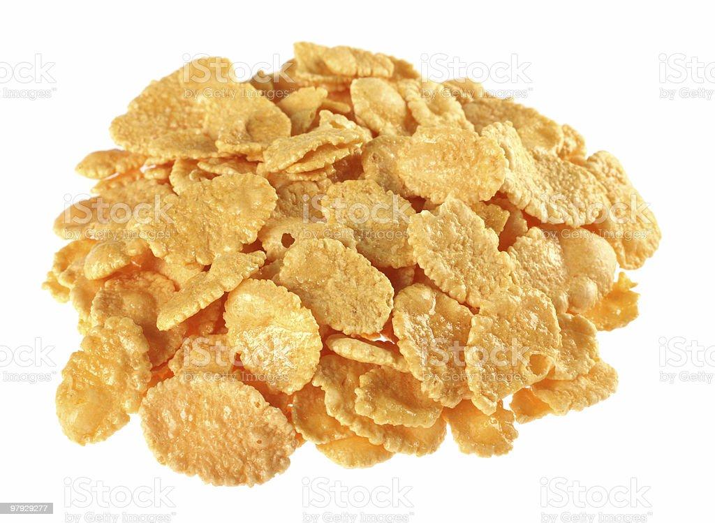 flake corn royalty-free stock photo