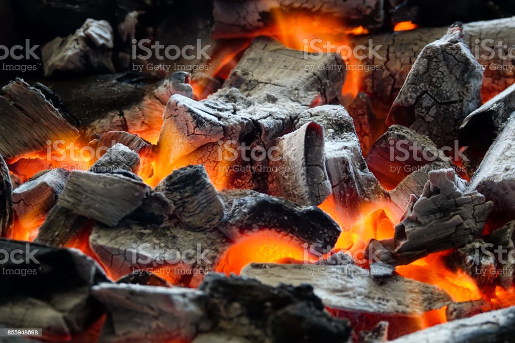 flame of fire stock photo