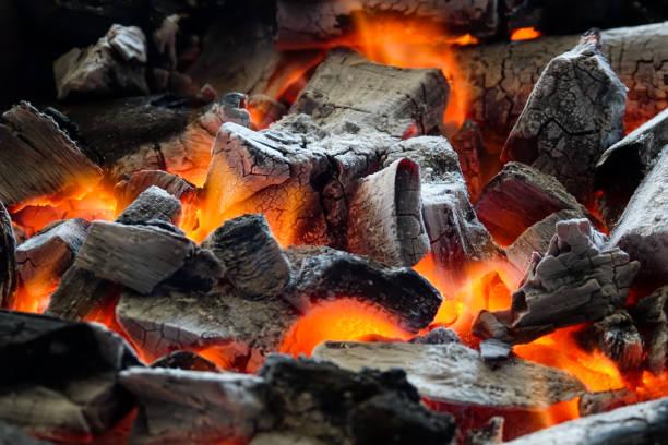 flame of fire - carbon stock-fotos und bilder