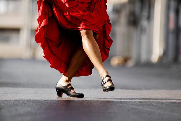 tancerze flamenco nogi - tango taniec zdjęcia i obrazy z banku zdjęć
