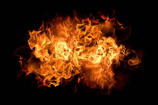 flammen xxl - feuerkugel stock-fotos und bilder