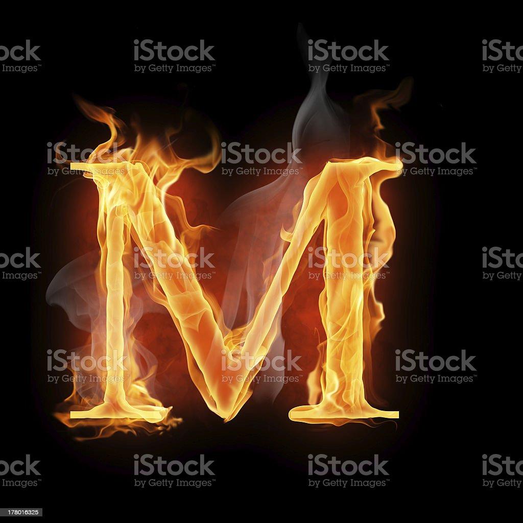flamy symbol stock photo