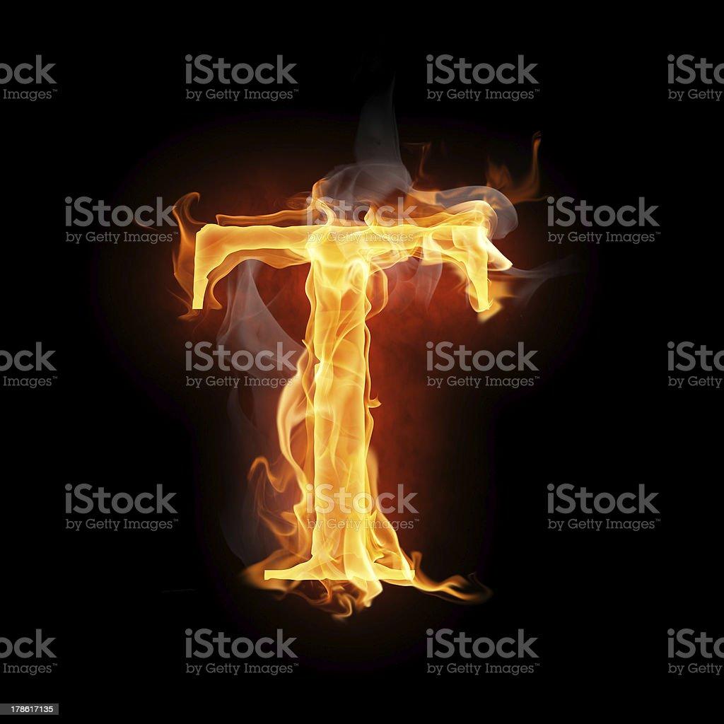 flamy symbol royalty-free stock photo